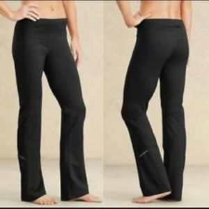 Athleta Runabout Athleisure Pants Charcoal Gray